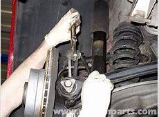 BMW E90 Stabilizer Bar Link Replacement E91, E92, E93