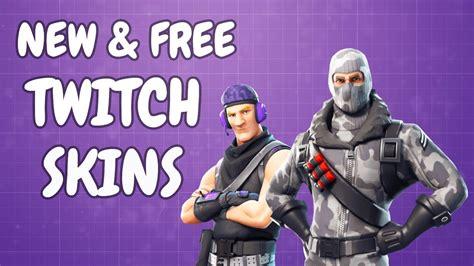 skins  twitch prime  kill solo  squad