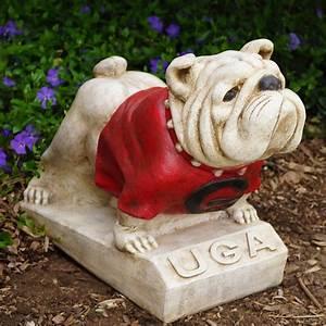 University Of Georgia Uga Statue