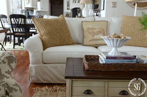 Pottery Barn Grand Sofa Slipcover by Pottery Barn Comfort Grand Roll Arm Sofa Slipcover