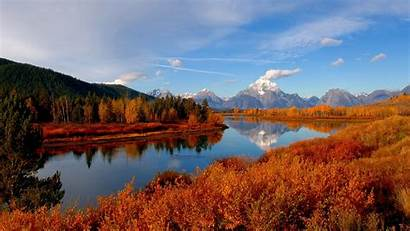 Autumn Wallpapers Nature Sky River