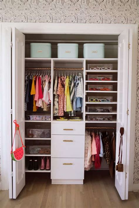 Small Baby Closet Organization Ideas by How To Organize A Baby Closet With The Home Edit A