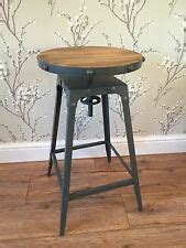 industrial bar stool ebay