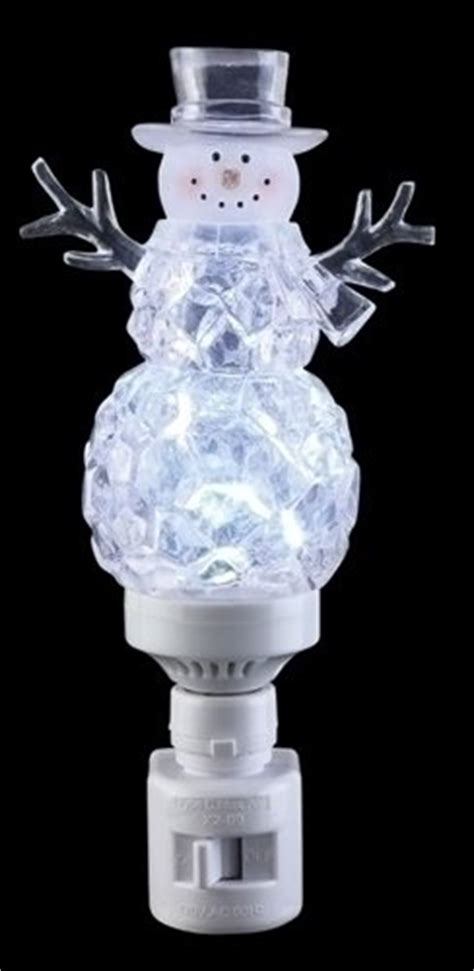 Christmas Bubble Night Light Webnuggetzcom