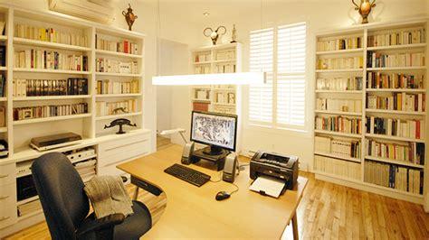 aménagement d un bureau à la maison les 10 règles d or pour aménager bureau à la maison