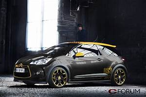 Ds3 Noir Et Orange : declinaison citro n ds3 racing page 7 ~ Gottalentnigeria.com Avis de Voitures