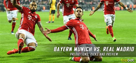 Bayern Munich Vs Real Madrid Preview  Champions League 2017