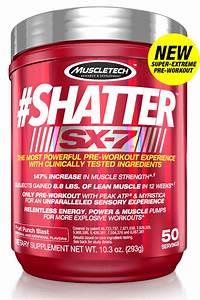 Muscletech Shatter U2122 Sx