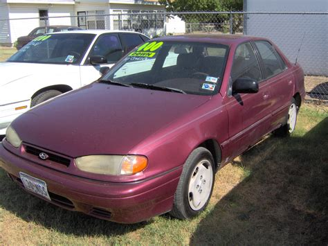 1992 Hyundai Elantra by 1992 Hyundai Elantra I Pictures Information And Specs