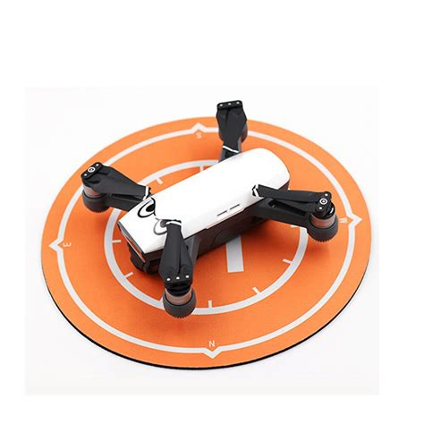 drone ground station landing pad helipad foldable  dji
