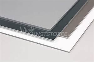Alu Verbundplatten Bad : alu verbundplatten 4 mm in wei kaufen v rde kunststoffe ~ Frokenaadalensverden.com Haus und Dekorationen