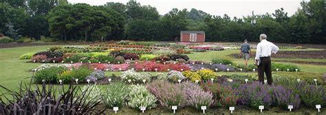 JC Raulston Arboretum Color Trials