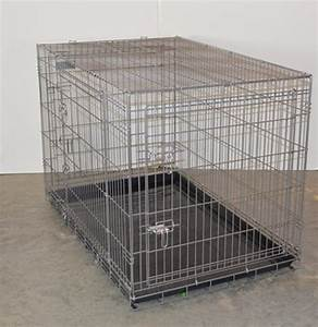 large precision pet products folding wire dog crate ebth With precision pet products dog kennel