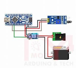 Automatic Water Dispenser Using Arduino