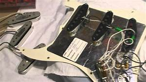 Fender Stratocaster Gets Pickup Upgrade