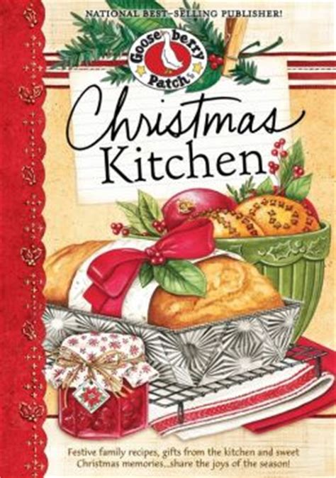 christmas kitchen cookbook festive family recipes gifts