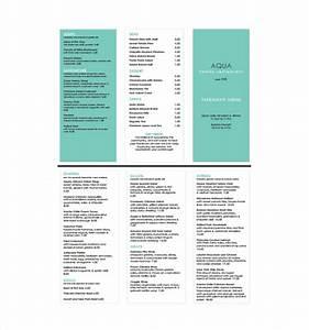 22 free menu templates pdf doc excel psd free With takeaway menu template free