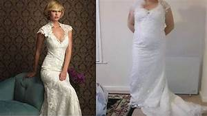 why you shouldnt buy your plus size wedding dress online With buying a wedding dress online