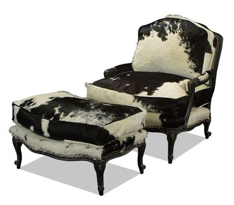 1000 ideas about cowhide chair on western
