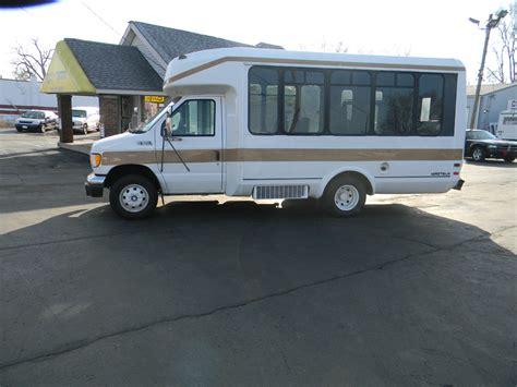 ford  eldorado wheelchair bus  sale