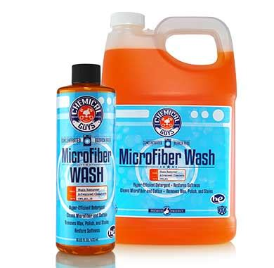 Microfiber Cleaner by Microfiber Wash Rejuvenator Cleaning Detergent Concentrate