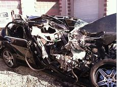 Totaled my E63 lucky to be alive MBWorldorg Forums
