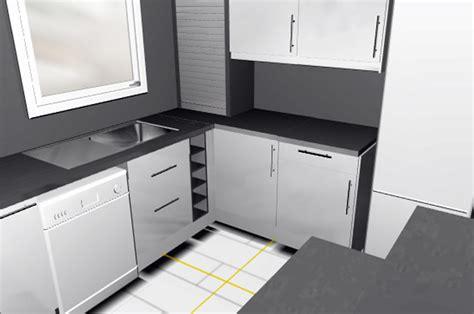 angle plan de travail cuisine angle plan de travail cuisine 3 de ikea pour y poser un