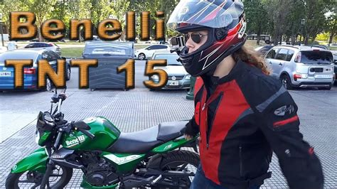 Review Benelli Tnt 15 by Review Benelli Tnt 15