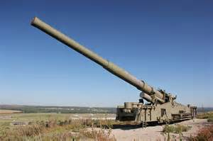 Image result for first atomic cannon
