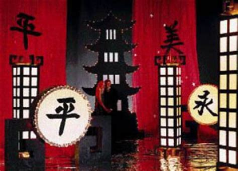asian party themed decorations party theme ideas