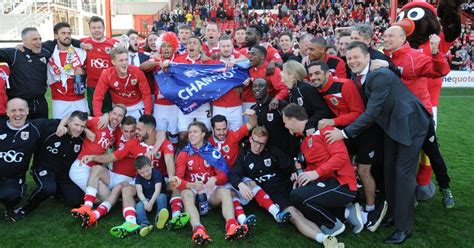 Bristol City quiz: How many League One grounds can you ...