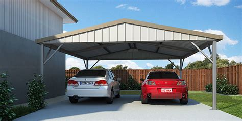steel carport kits warragul diy carports carport kits