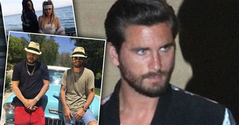 Keeping Him Out Of Trouble! Kardashians Stay Close To ...