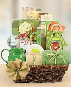 Spa Gift Basket Ideas