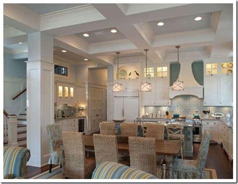 coastal kitchens furniture cabinets  tables