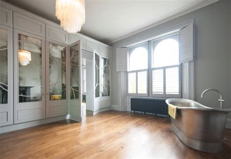 fitted walnut wardrobes  bathroom furniture