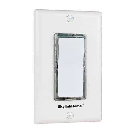 skylink wireless wall switch tb 318 the home depot