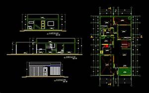 plan appartement dwg With plan de maison dwg gratuit