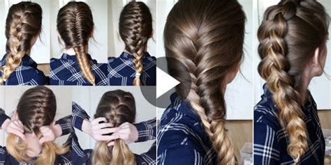 hairstyle learn   minutes   braid