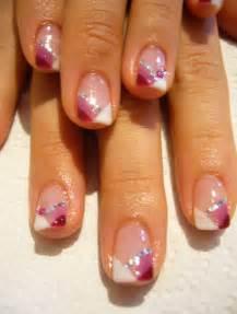 Nail art elegant designs to girls