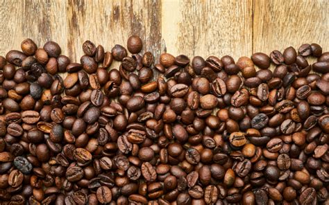 Group of coffee bean icon isolated on white background, vector and illustration. Coffee Beans (#2282125) - HD Wallpaper & Backgrounds Download