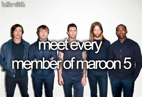 maroon 5 members 17 best images about bucket list on pinterest love to