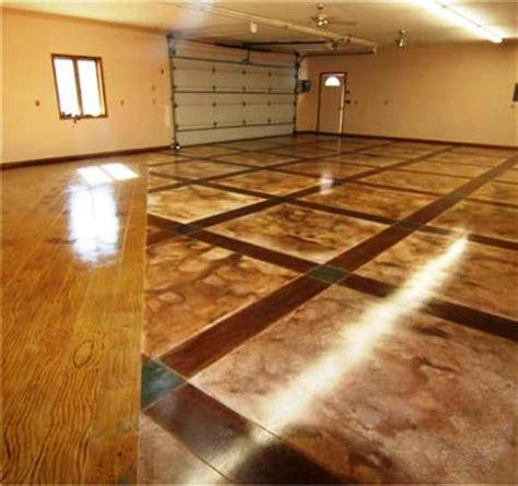 Concrete Floor Garage by Repair Renew Your Concrete Driveway Or Garage Floors