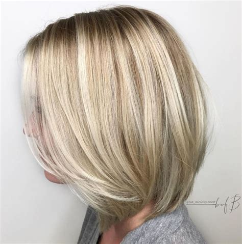 beautiful  convenient medium bob hairstyles
