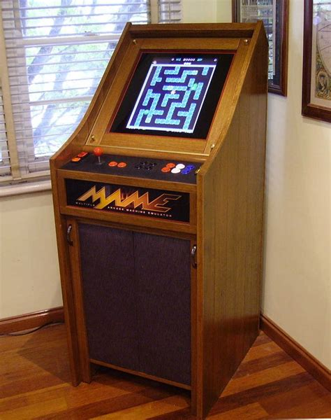 build arcade cabinet with pc 24 best images about for matt s home arcade someday on