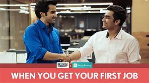 FilterCopy | When You Get Your First Job | Ft. Ayush Mehra ...
