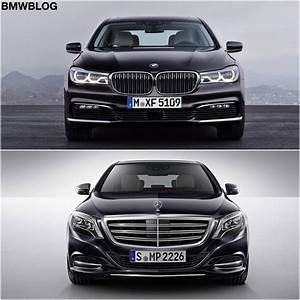 2016 BMW 7 Series Vs 2015 Mercedes Benz S Class