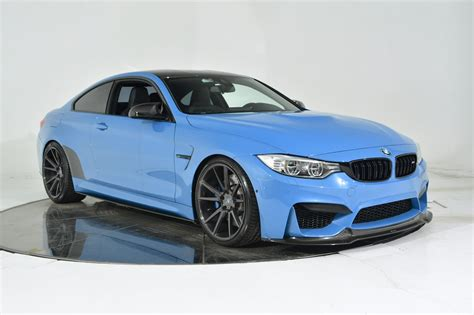 Used 2015 Bmw M4 For Sale