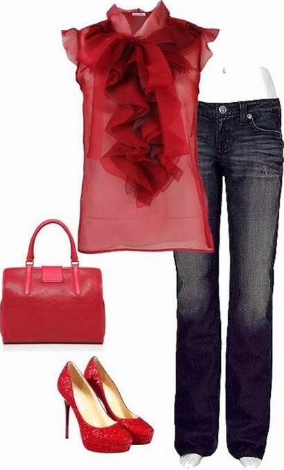 Casual Valentine Outfits Outfit Valentines Polyvore Wife