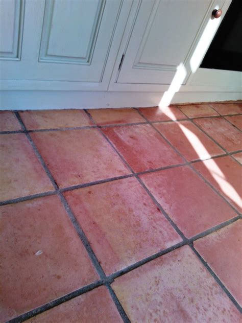 saltillo tile cleaning saltillo tiles in shirley west surrey tile doctor